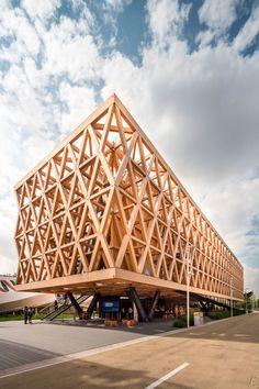 Undurraga Devés Arquitectos, Filippo Poli · Chilean Pavilion - Expo Milano 2015 · Divisare
