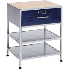 American Furniture Alliance Locker Night Stand - - - Massage Chairs , Recliners , Bedroom Furniture , and Mattresses