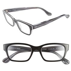 Corinne McCormack 'Sydney' 51mm Reading Glasses ($68) ❤ liked on Polyvore featuring accessories, eyewear, eyeglasses, glasses, reading eye glasses, acetate glasses, corinne mccormack, lens glasses and reading glasses
