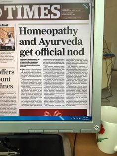 Homeopathy and Ayurveda is officially recognised in Qatar since Jan 2016