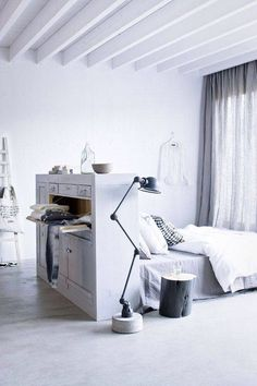 cool 5 Small bedroom design ideas , Creating a stylish, functional, storage-friendly small bedroom may be just what your home needs. Small bedrooms may seem like a difficult design ta. Home Bedroom, Bedroom Decor, Bedroom Ideas, Bedroom Storage, Bedroom Setup, Light Bedroom, Gray Bedroom, Wall Storage, Modern Bedroom
