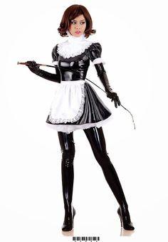 Femdom Sissy: Sissy 8 - Maid Femdom