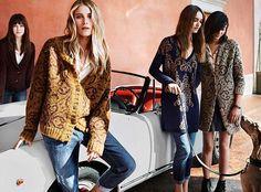 Dree Hemingway for Liu Jo Jeans Fall/Winter 2014-2015 Campaign