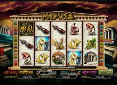 Díky modernímu zpracování této hry si můžete vychutnat nejrůznější symboly a výjevy ze starověké řecké mytologie.  http://www.hraci-automaty.com/hry/medusa-automaty-online  #medusa #hraciautomaty #vyhra