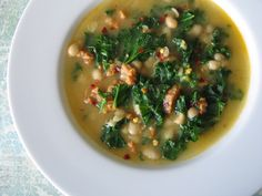 Copycat Olive Garden's Zuppa Toscana. Delish!!