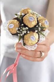 ferrero rocher bouquet - Google Search