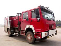 Forest fire fighting vehicle-fire fighting truck