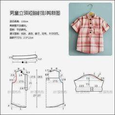 camisa nino 2 6o7años
