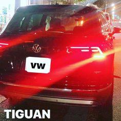 Volkswagen Tiguan TDI 4MOTION Highline #volkswagen #vw #vwtiguan  #tiguan #suv #VWTiguanInterior Vw Tiguan, Jeep Pickup, Jeep Gladiator, Chevrolet Silverado 1500, Front Design, Fiat, Volkswagen