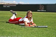 Sports photography - softball