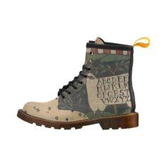 Alphabet Sheep Boots For Women