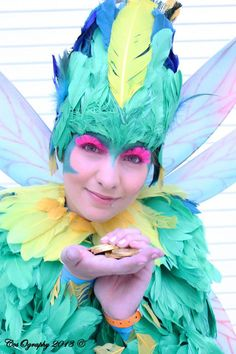 Tooth Fairy in 'Rise of the Guardians' | Tooth Fairy Cosplay - Rise Of The Guardians by 2Dismine