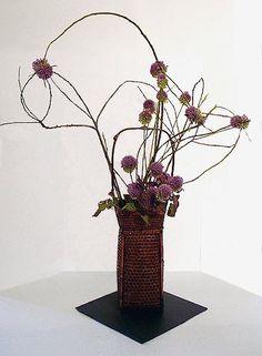 Art Loop Ikebana Exhibition 10-7-11