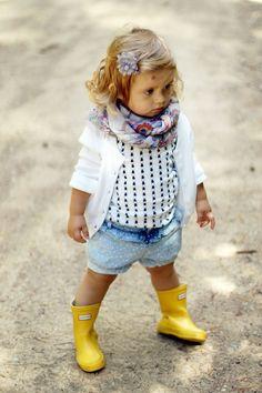 Adorable, especially the pants