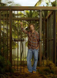 "Josh Holloway, who plays ""Sawyer"" on LOST.  I love Josh and Sawyer."