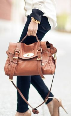 For work or a night out,  a satchel is the perfect handbag for carrying all your essentials!