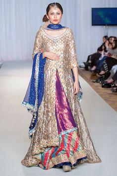 Luxurious fabrics, timeless ornaments and traditional embellishments by @RanaNoman at O'nitaa