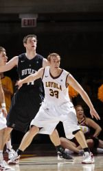 2012 CHICAGO - Former Loyola University Chicago men's basketball standout Walt Gibler (Cincinnati, Ohio/St. Xavier) has signed a professional contract Loyola University Chicago, Men's Basketball, Cincinnati, Ohio, Athlete, Germany, Play, Sports, Memories