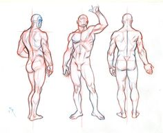 FIGURE DRAWING WITHOUT A MODEL 3 by AbdonJRomero on deviantART