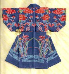 Kimono kerchief origami