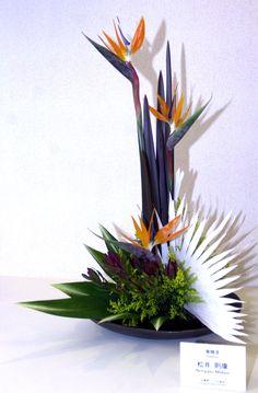 Image detail for -... Ikebana. Courtesy of the Hyogo Ikebana Society
