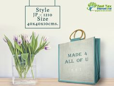 ee41c0b4cc Buy Affordable Designer Handbags from wholesale jute bags suppliers.