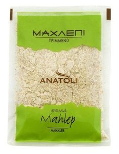 Greek  Mahlep  Ground Mahlab, Ground Mahlab, Traditional Spice for Pastry Making #AnatoliGreece