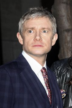 Martin Freeman attends Fargo screening in NYC, April 9 2014
