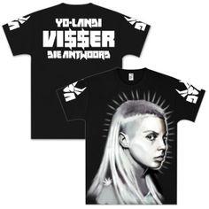 I WANT THIS Die Antwoord Yo Landi Airbrushed T-Shirt