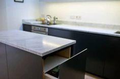 Contemporary grey kitchen (1)