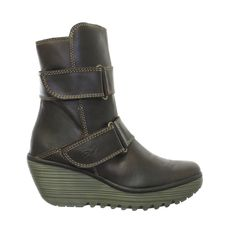 My new winter boots - I would only own fly London shoes if I could...