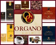 Café de haute qualité avec du ganoderma ! Meilleure pour la santé comparé au café normal ! Les bienfaits du ganoderma ont été prouvés