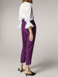 View all - Trousers - WOMEN - Massimo Dutti