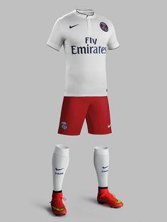 Paris Saint-Germain 2014-15 Nike Away