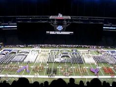 2010 DCI World Finals Retreat - Battle Hymn of the Republic