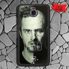 Breaking Bad Heisenberg And Jesse Nexus 6 Black Case