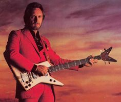 John Entwistle bass player of The Who