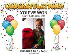 Congratulations Dustin on winning the #MyLockerPhotoContest this month! We love what you how you customized your backpack!    Enter for your chance to win next month! http://www.mylocker.net/blog/index.cfm?page=Photo-Contest-Current-Entries