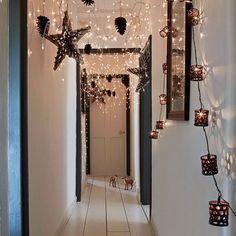 Add Lights in the Hallway.