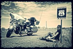 Route 66 Experience | USA motorcycle tours