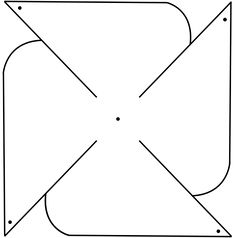 digital pinwheel for cricut