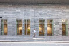 © 11h45 / Université Diderot M6A1, Paris (75) - JB Lacoudre Architecte