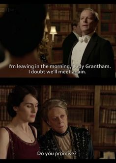 29 Pieces Of Astute Political Wisdom From The Dowager Countess Of Grantham