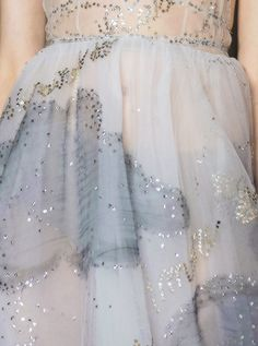 Valentino spring 2015 couture - looking glass