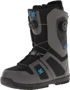 DC Men's Judge Snowboard Boot,Grey,10 US/10 M US DC http://www.amazon.com/dp/B00APODDXC/ref=cm_sw_r_pi_dp_MJwAub0CXS33S