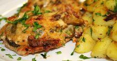 Pork Recipes, Gourmet Recipes, Cooking Recipes, Breakfast Lunch Dinner, Breakfast Recipes, Hungarian Recipes, Hungarian Food, Pork Dishes, Food 52