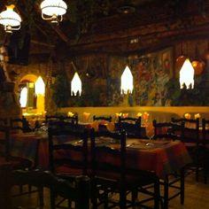 Restaurant in Ibiza :-)