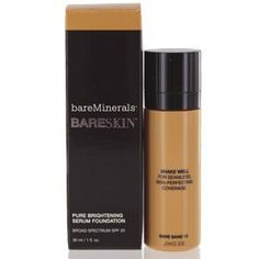 BAREMINIRALS BARESKIN SPF 20 FOUNDATION SERUM (BARE SAND) FOR $36