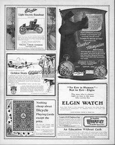 1903 Electric Vehicle Co Hartford CT Columbia Mark XXXVIII Auto Motor Car Ad