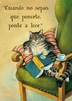 para mi hermanita la amante de los gatos y de la lectura :)